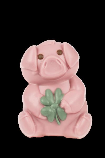 Glücksschwein Piggy Pink