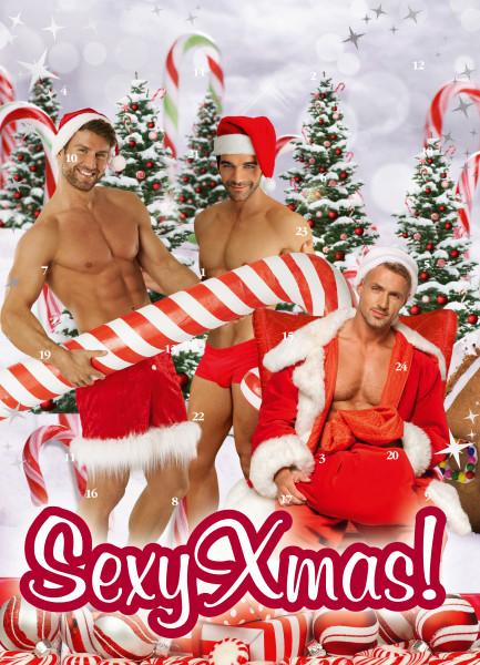 "Sexy Adventskalender ""Candy-Boys"""
