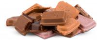 """Bruch-Schokolade """"ohwow"""""""