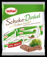 Schoko-Dinkel Minis