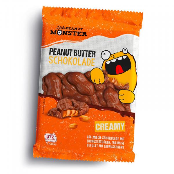 Little Peanut Monster Tafel Creamy