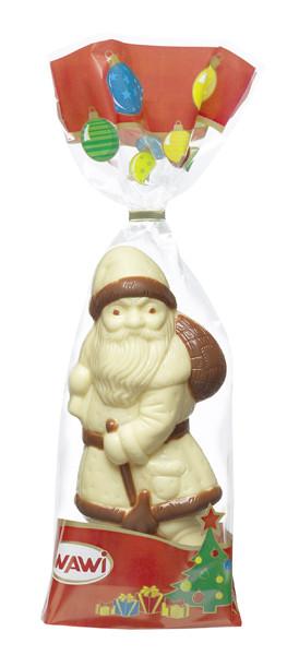 Confiserie Weihnachtsmann weiß