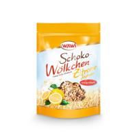 Schoko-Wölkchen Joghurt-Zitrone