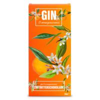 Zartbitterschokolade Gin & Orange