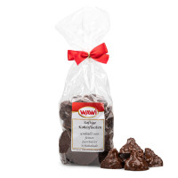 Kokos-Berge in Zartbitter-Schokolade