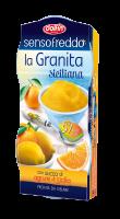 Sensofreddo Granita Sizilianische Zitrone & Orange