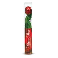 Schokoladen Rose