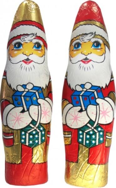 Weihnachtsmann in Motiv-Folie