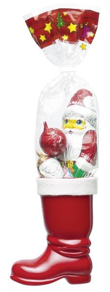 Nikolausstiefel gefüllt