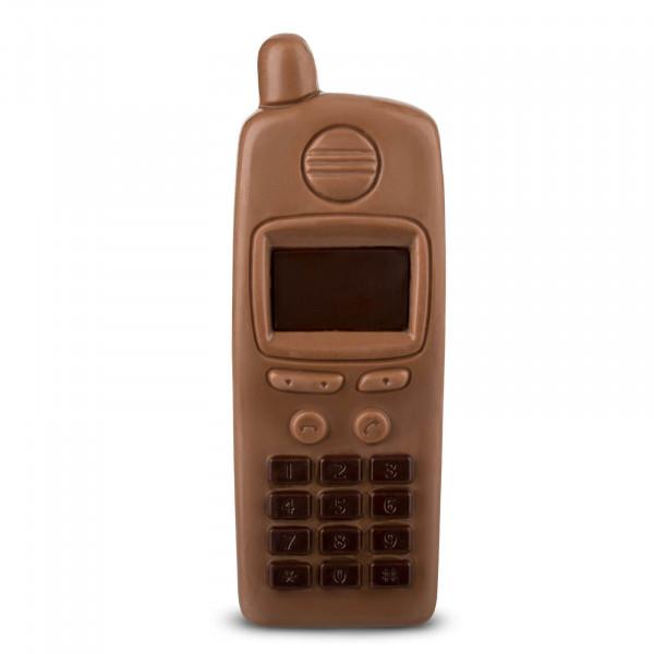 Schokoladen-Retro-Handy