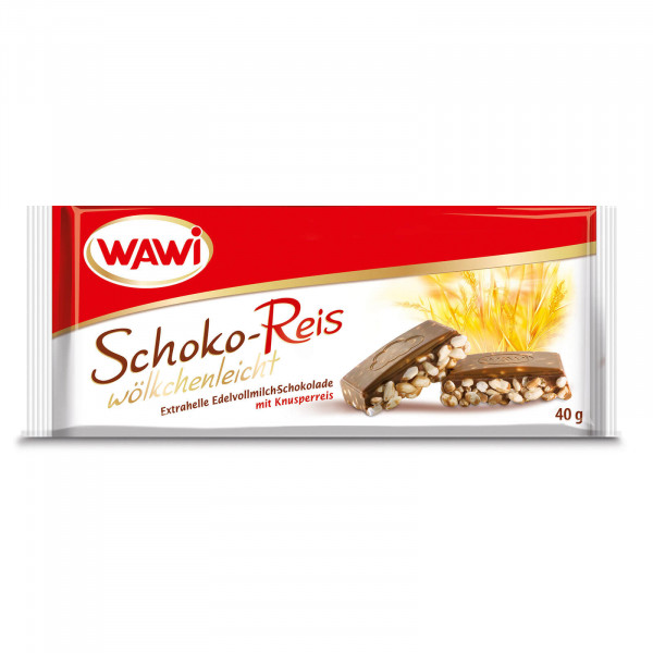Schoko-Reis Edelvollmilch