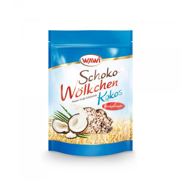Schoko-Wölkchen Kokos