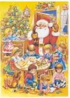 Kinder Adventskalender Motiv E