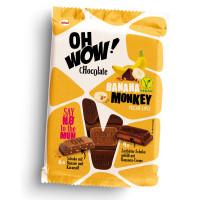 OH WOW! Banana Monkey Vegan Love