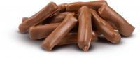 Ingwerstäbchen in Vollmilch-Schokolade