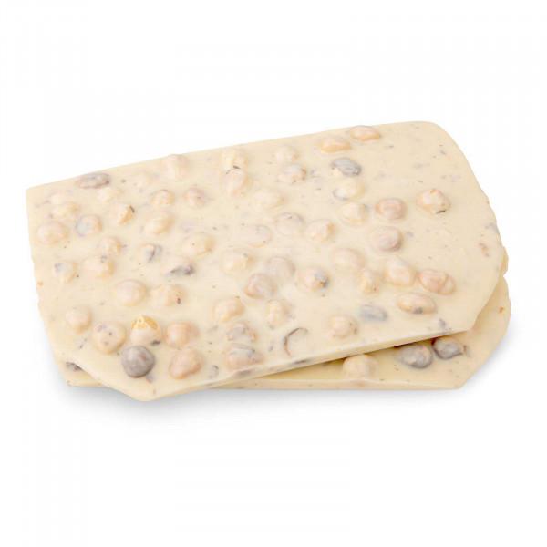 Frische-Tafeln geröstete Haselnuss weiß