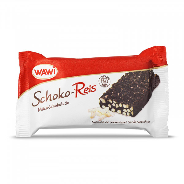 Schoko-Reis Glutenfrei