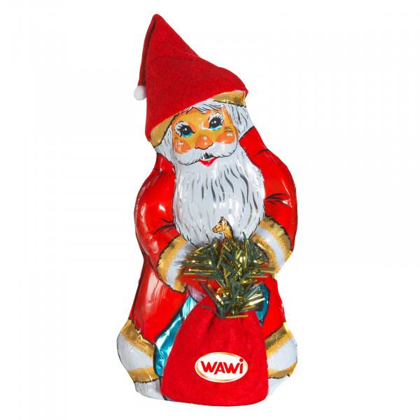 Weihnachtsmann mit Hut und Sack