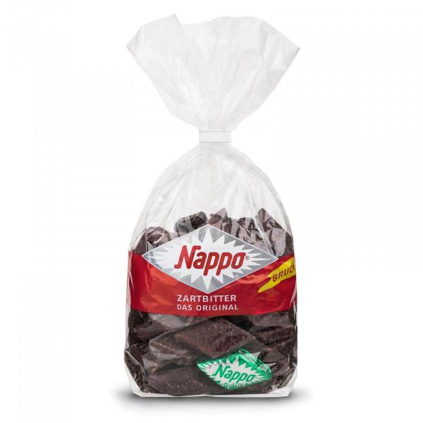 Nappo Bruch-Beutel Zartbitter