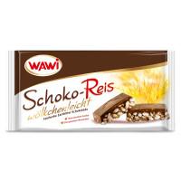 Schoko-Reis Tafel Zartbitter