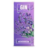 Milchschokolade Gin & Lavendel