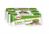 Schoko-Dinkel-Riegel 3er Pack