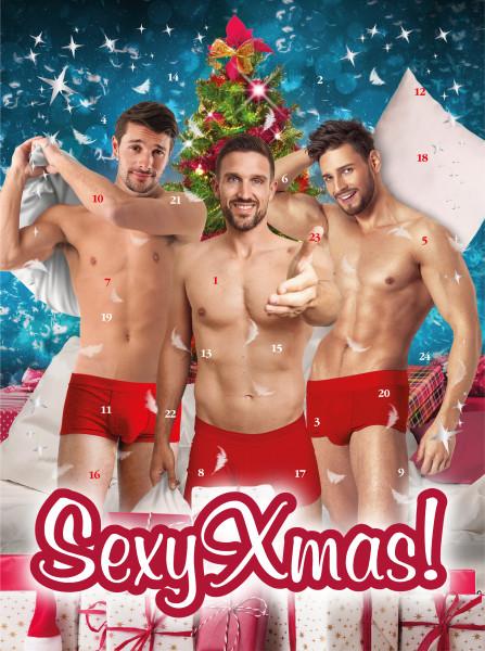"""Sexy Adventskalender """"Kissenschlacht"""" Boys"""