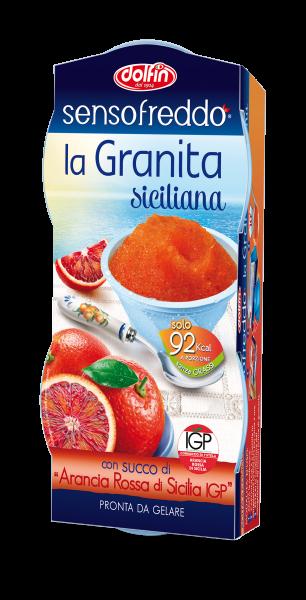 Sensofreddo Granita Sizilianische Blutorange g.g.a.