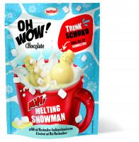 Mini Melting Snowman Vanille