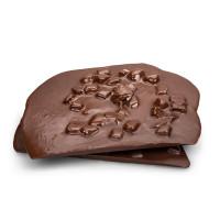 Ingwer in Zartbitterschokolade